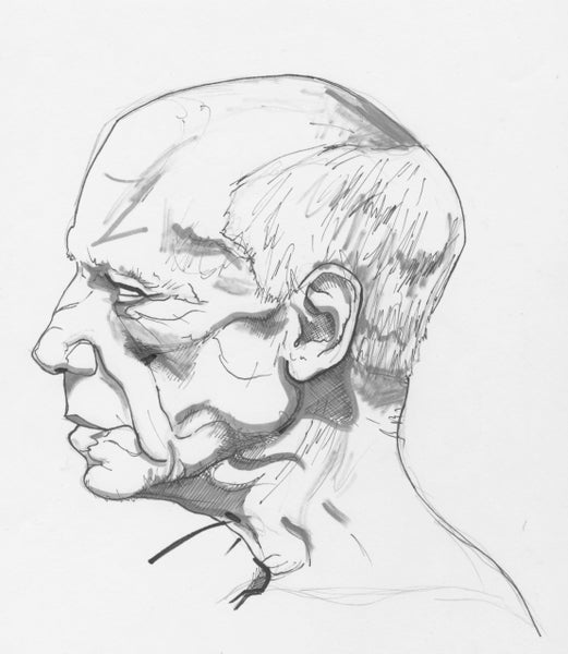 Image of Pablo Picasso by Airborne Sun
