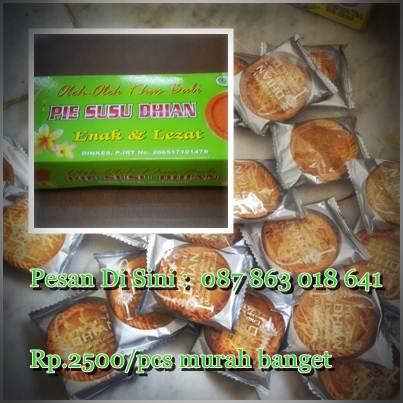Image of Jual Pie Susu Dhian Di Sanur Bali Bisa Delivery