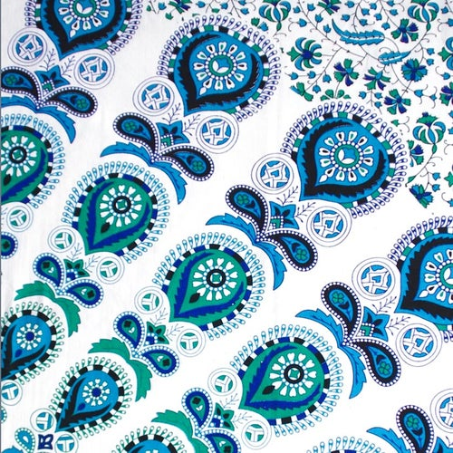 Image of Blue and Teal Doona Set-Marked down from $110, NOW