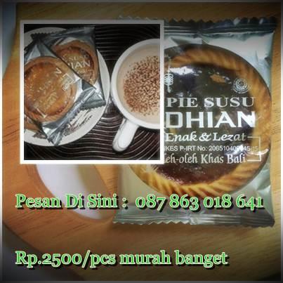Image of Toko Pie Susu Dhian Di Jakarta Kirim Langsung Dari Bali
