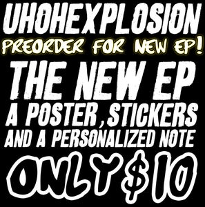 Image of THE NEW EP: Package #1