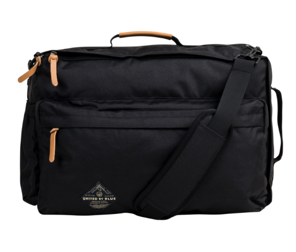 Image of United By Blue Basin Messenger Bag (Convertible)
