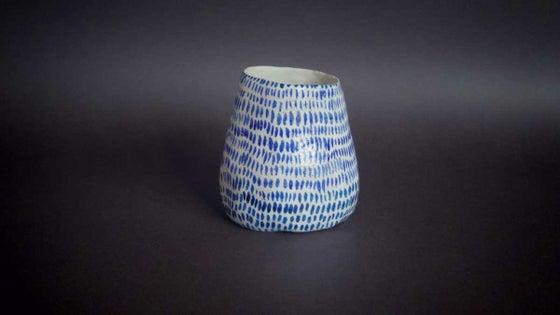 Image of Blue Count Pot