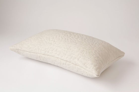 Image of White Forest Cushion Cover - Rectangular