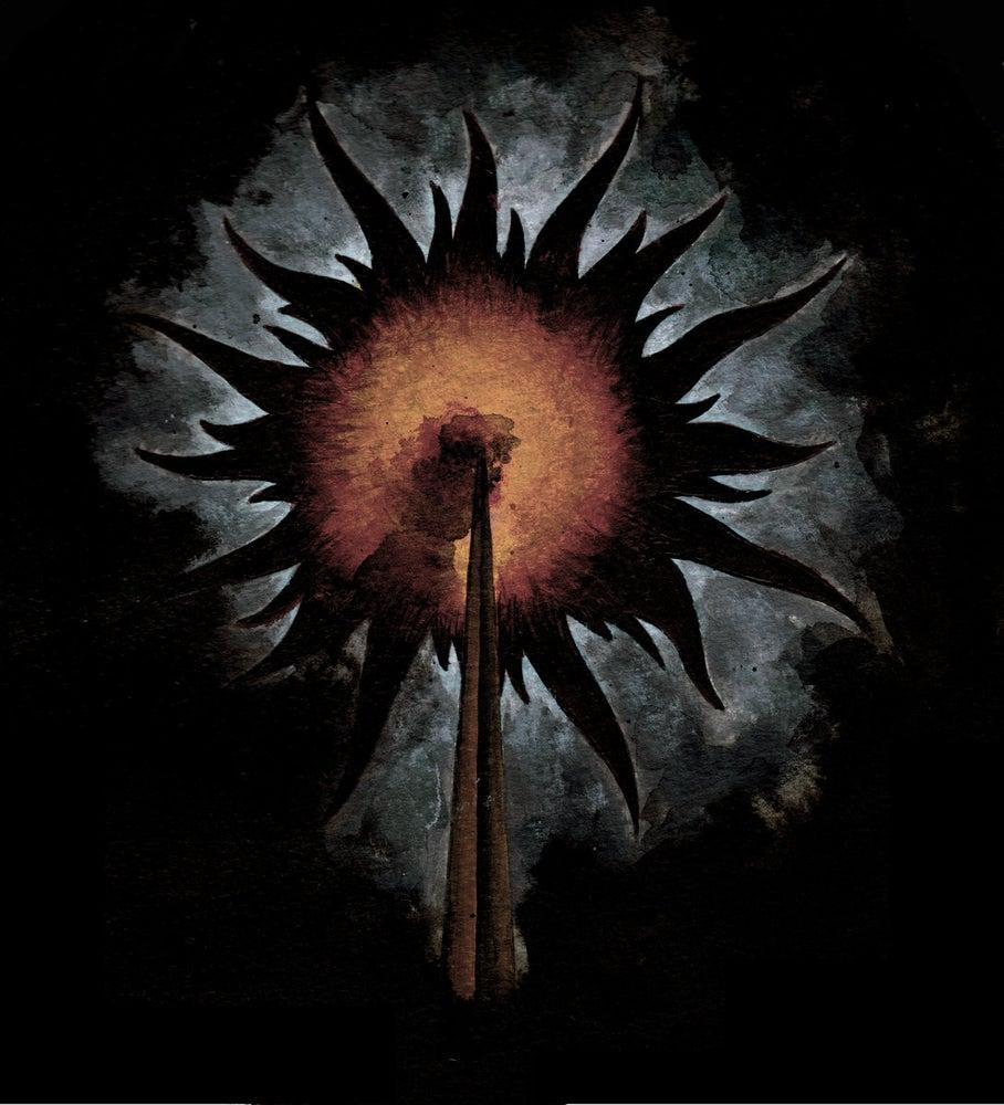 Image of Rebirth of Nefast/Slidhr - Ex Nihilio - Gatefold LP