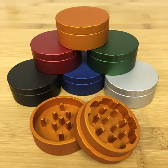 "Image of Limited Anodized 2"" Spice Grinder"