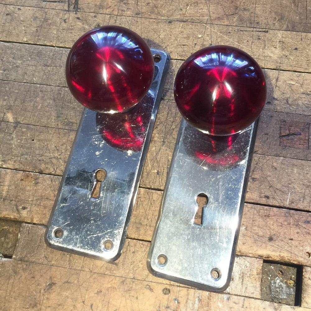 Image of Round Door Knob