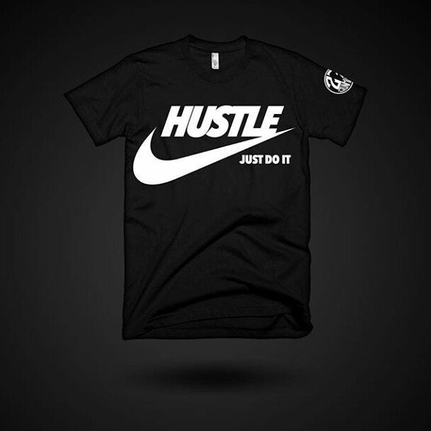 Image of Hustle just do it