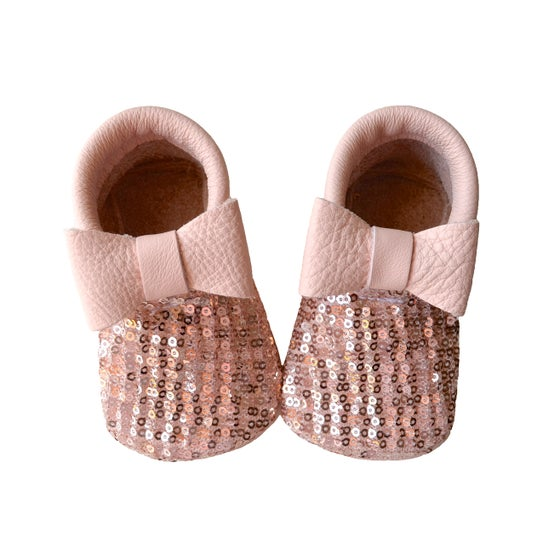Image of Alayna Bow Moccs - Fringeless *Limited Edition*