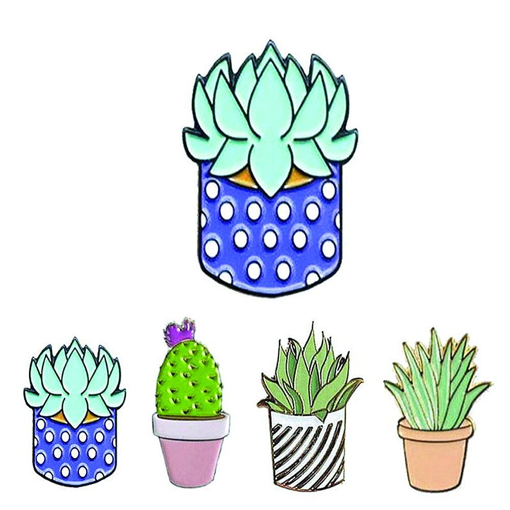 Pin's Cactus