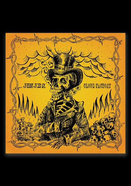 Image of JINJER - Cloud Factory - CD (reissue 2018)