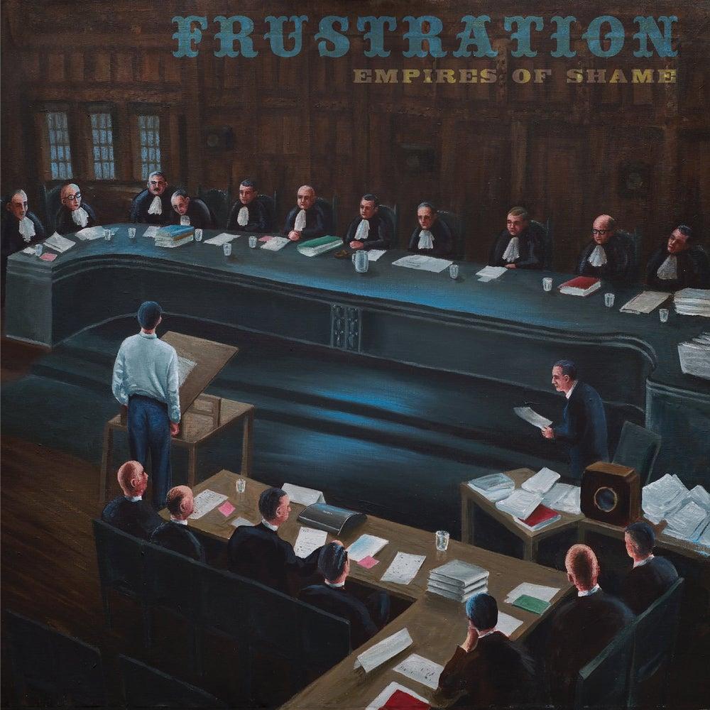 Image of [BB087] Frustration - Empires Of Shame LP