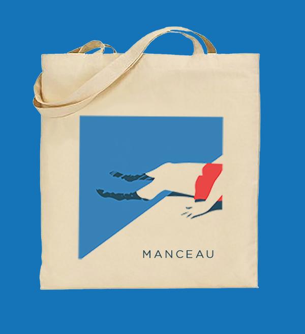Image of Manceau - I Wanna Tote bag