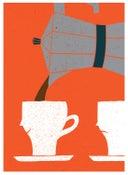 Image of Coffee Talk - Everyday Greeting Card - Blank Inside
