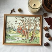 Image of Fall Print