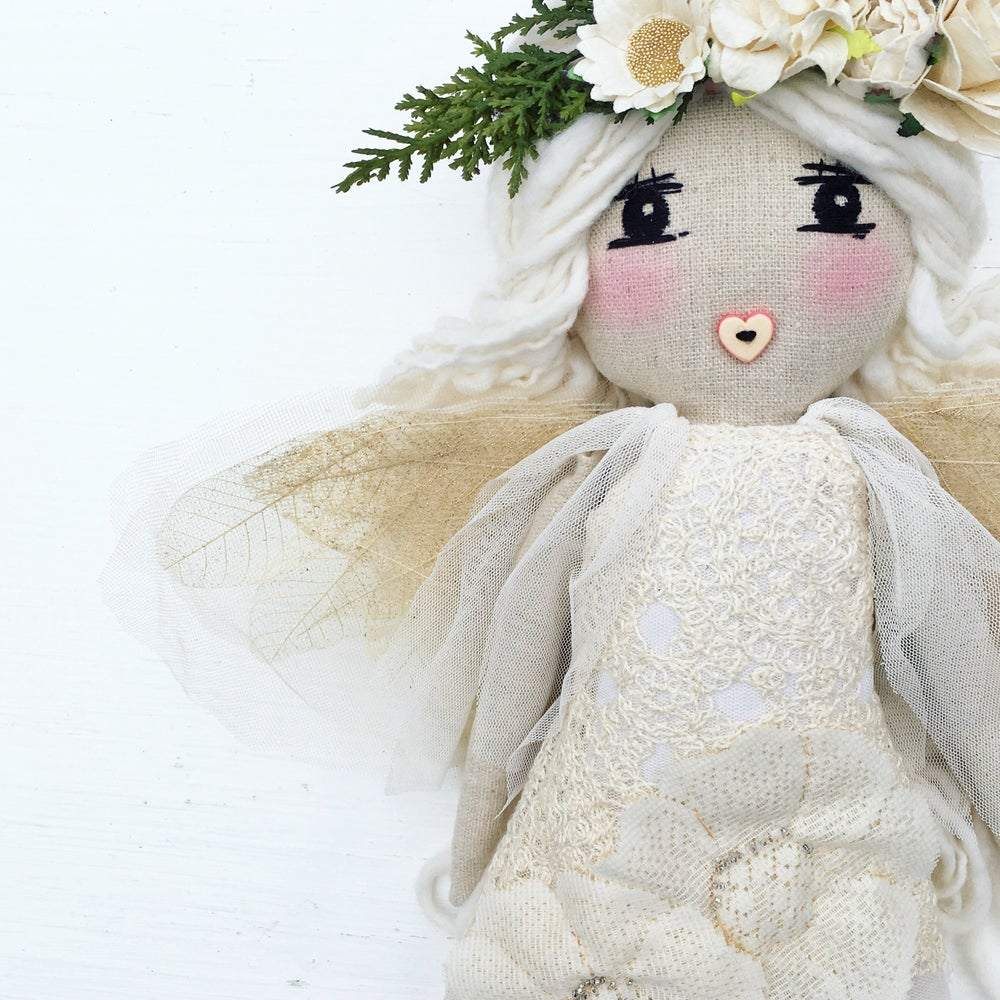 Image of Lilly {Snow Angel}