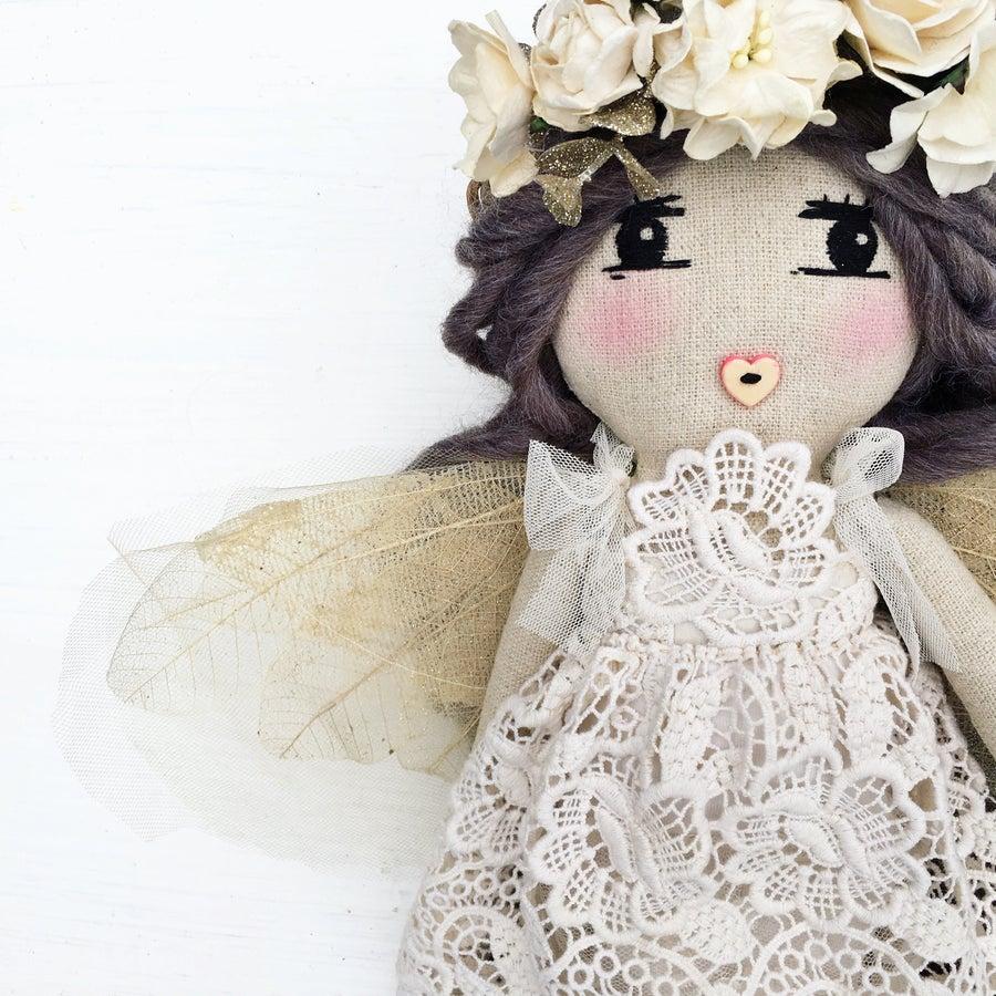 Image of Juniper {Snow Angel}