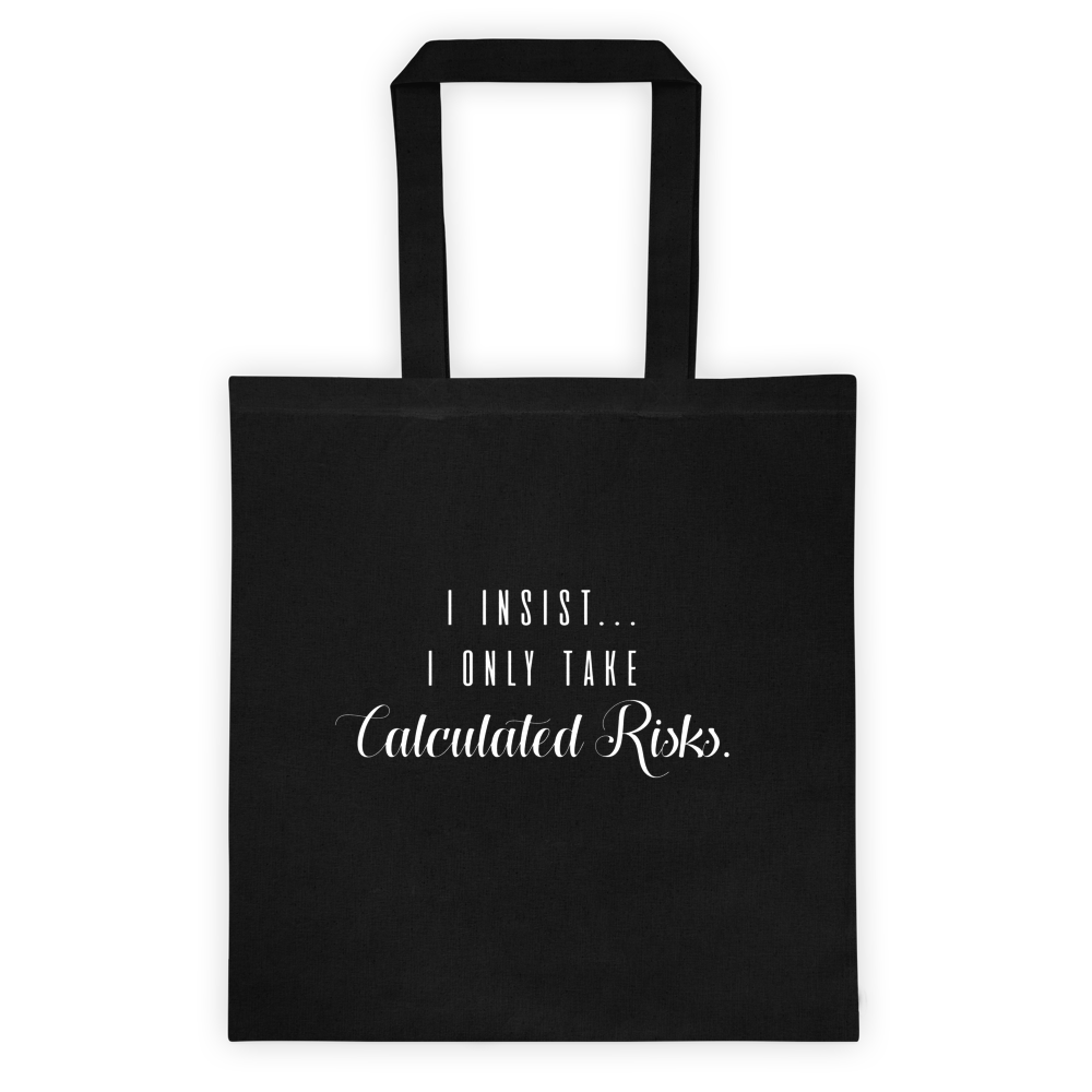 Image of Calculated Risks Tote