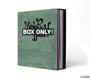 Image of BOX ONLY for MBD records