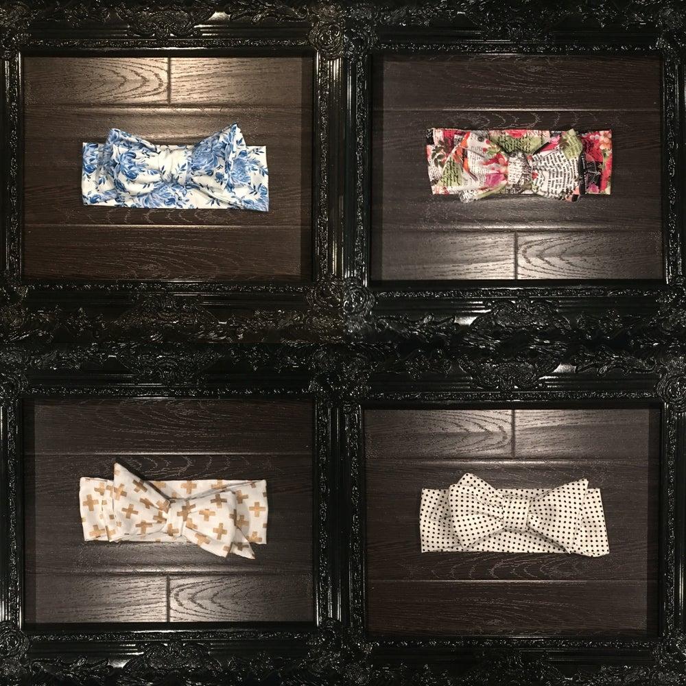 Image of Baby Head Wrap - Prints