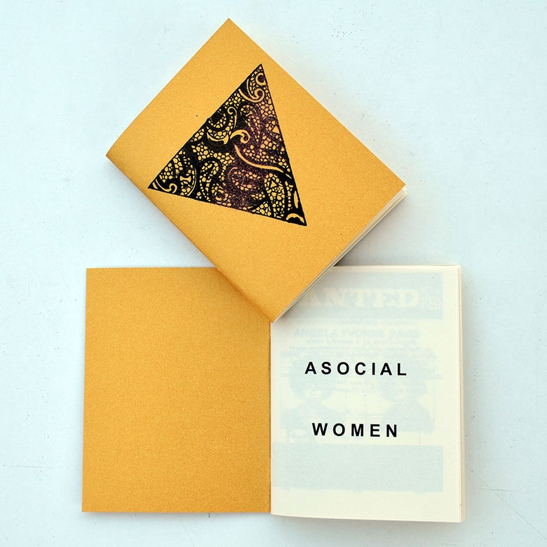 Image of Asocial Women [view of title page]