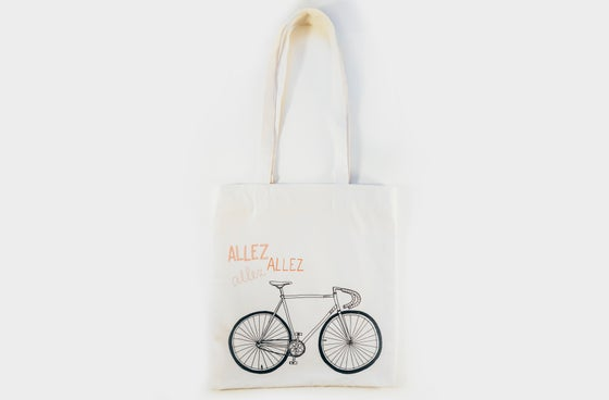 Image of Allez Allez Tote bag