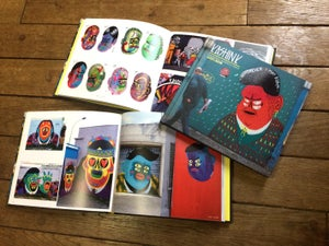 "Image of My book: ""Premières années à Paris 2001-2015"" (""First years in Paris 2001-2015)"