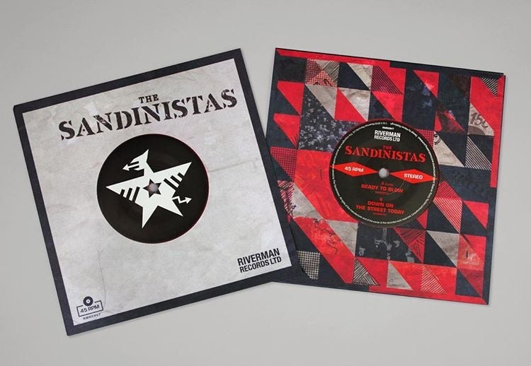 Image of The Sandinistas - Ready To Blow [VINYL]