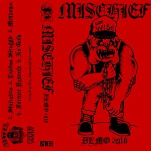 Image of MISCHIEF 'DEMO 2016' CASSETTE