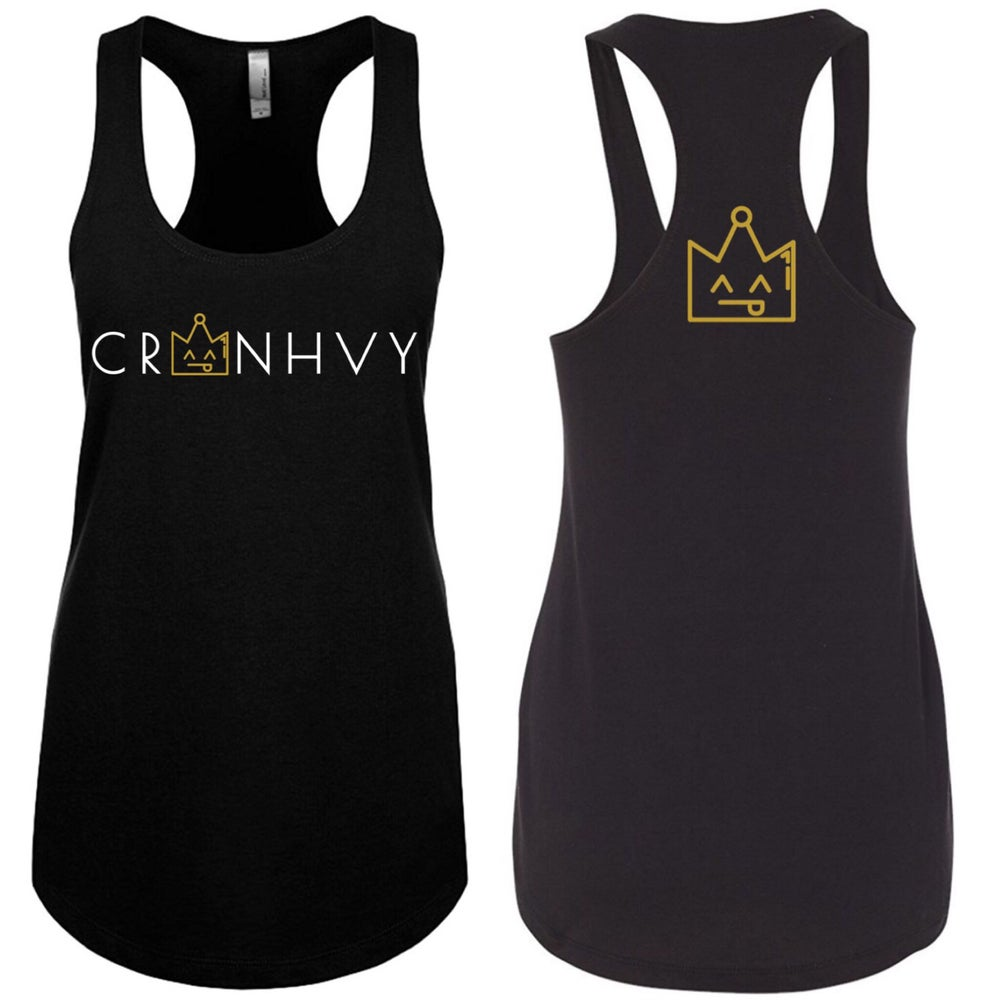 Image of CRWNHVY Black Top