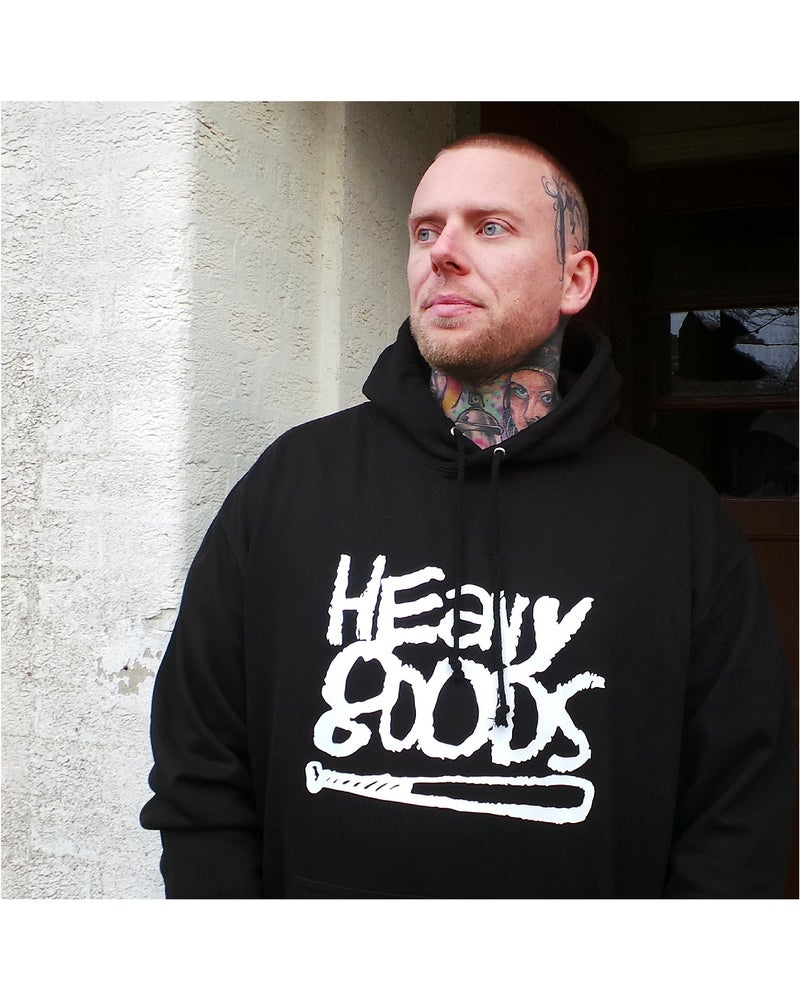 Image of Heavy Goods By Nature Hoody