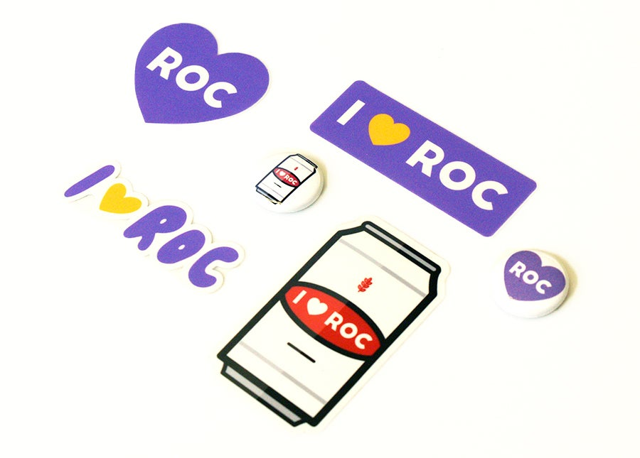 Image of I Heart ROC Variety Pack