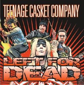 Image of Left For Dead Album