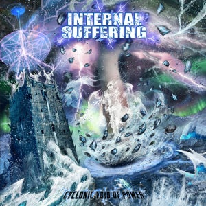 Image of INTERNAL SUFFERING - Cyclonic Void of Power (CD)