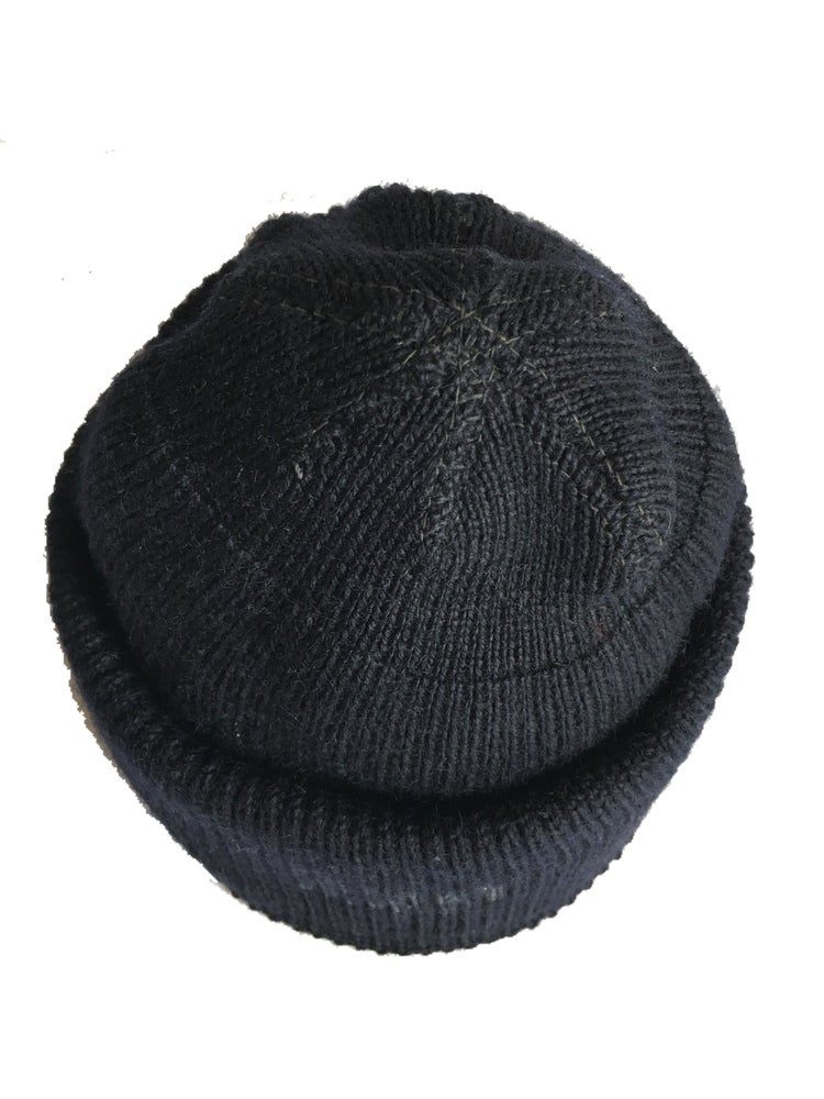 Image of WWII US NAVY WATCH CAP