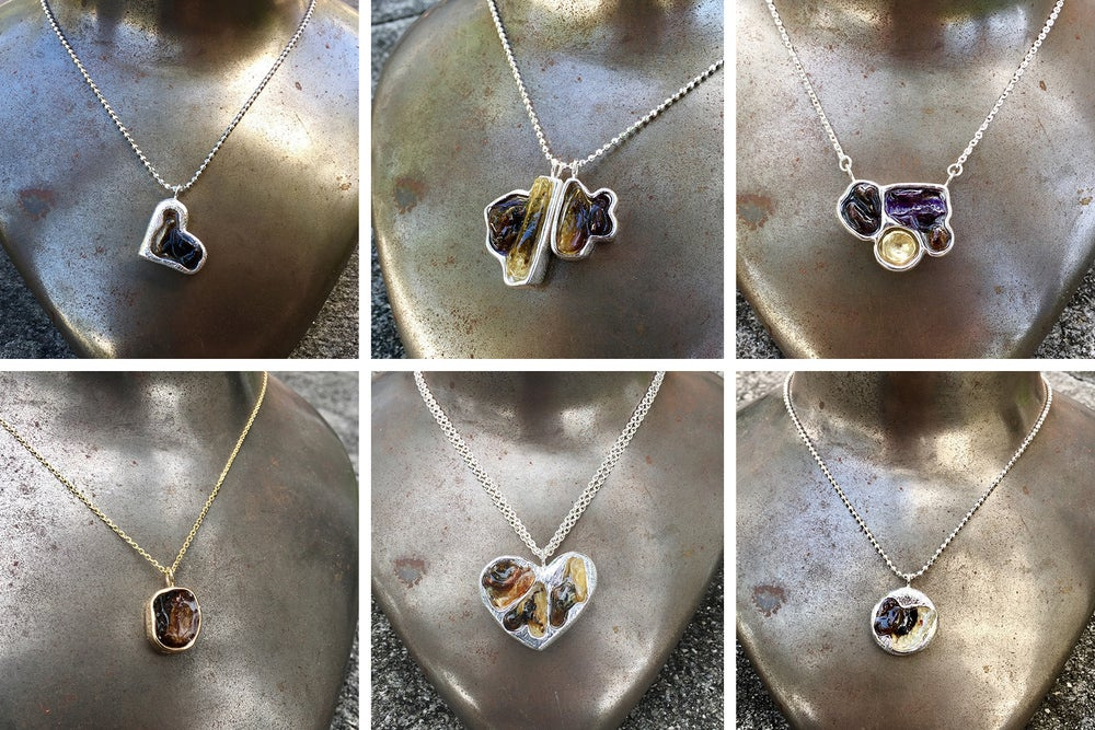 Image of Umbilical Cord Necklace