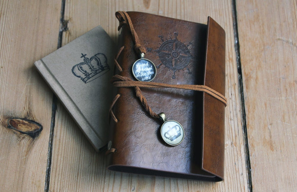 Image of Lyric Journal & Notebook