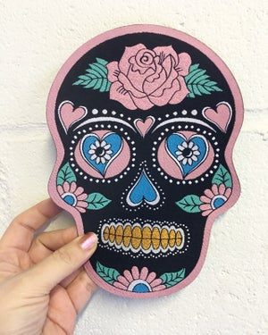 Image of *NEW* Skull Back Patch