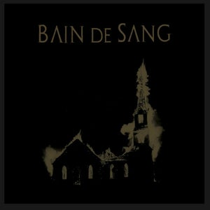 "Image of Bain de Sang ""We are the blood we are the fear"" One Sided 12"""