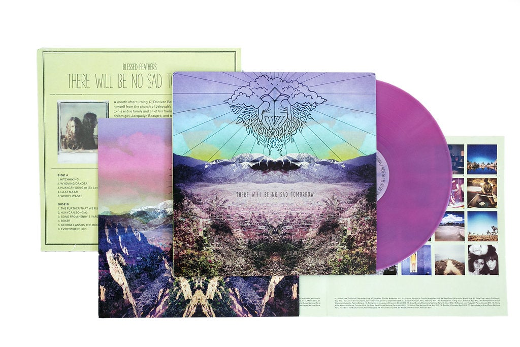 Image of There Will Be No Sad Tomorrow LP/Tape