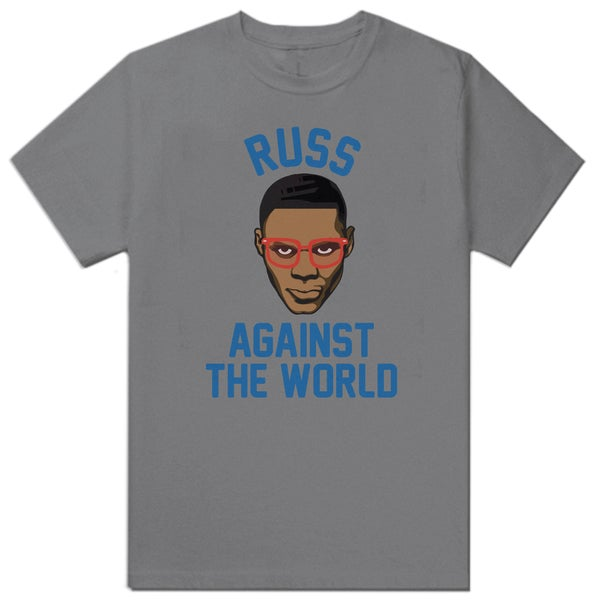 Image of Russ Against The World