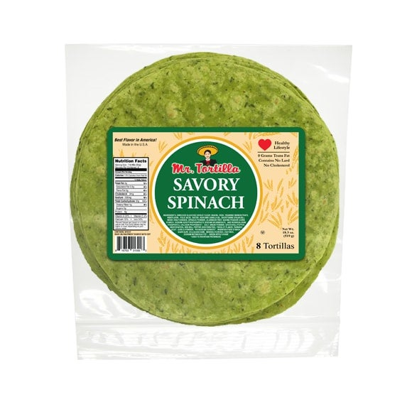 "Image of 8"" Savory Spinach - 8 Count"