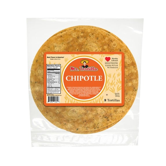 "Image of 8"" Chipotle - 8 Count"