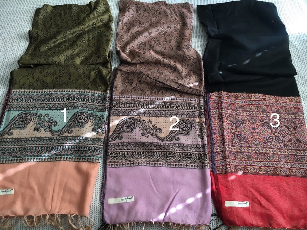 Image of IXM SHAWLS** Updated/New