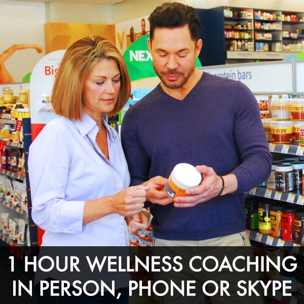 Image of 1 Hour Wellness Coaching Session