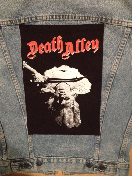 Image of Over/Under Backpatch (only 1 left!)