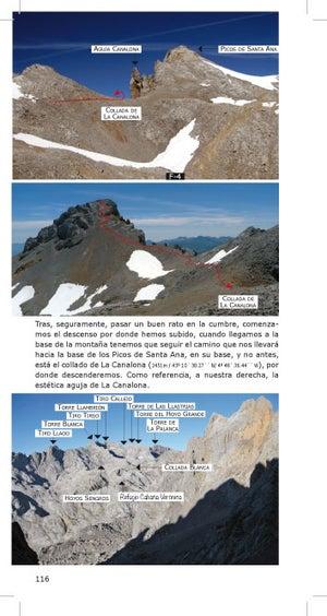 Image of Picos de Europa. Rutas Circulares y Anillos.