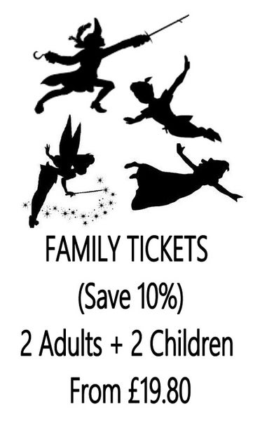 Image of Family Tickets