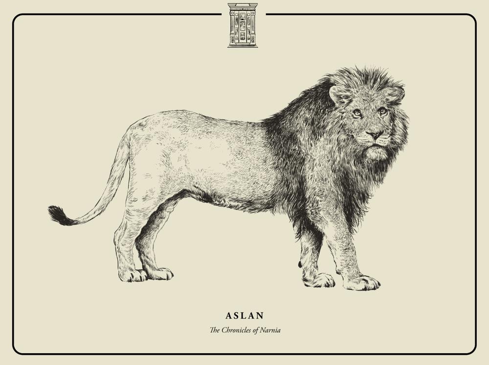 Image of Aslan