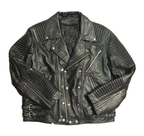 Image of Rock Hard Vintage Biker Leather